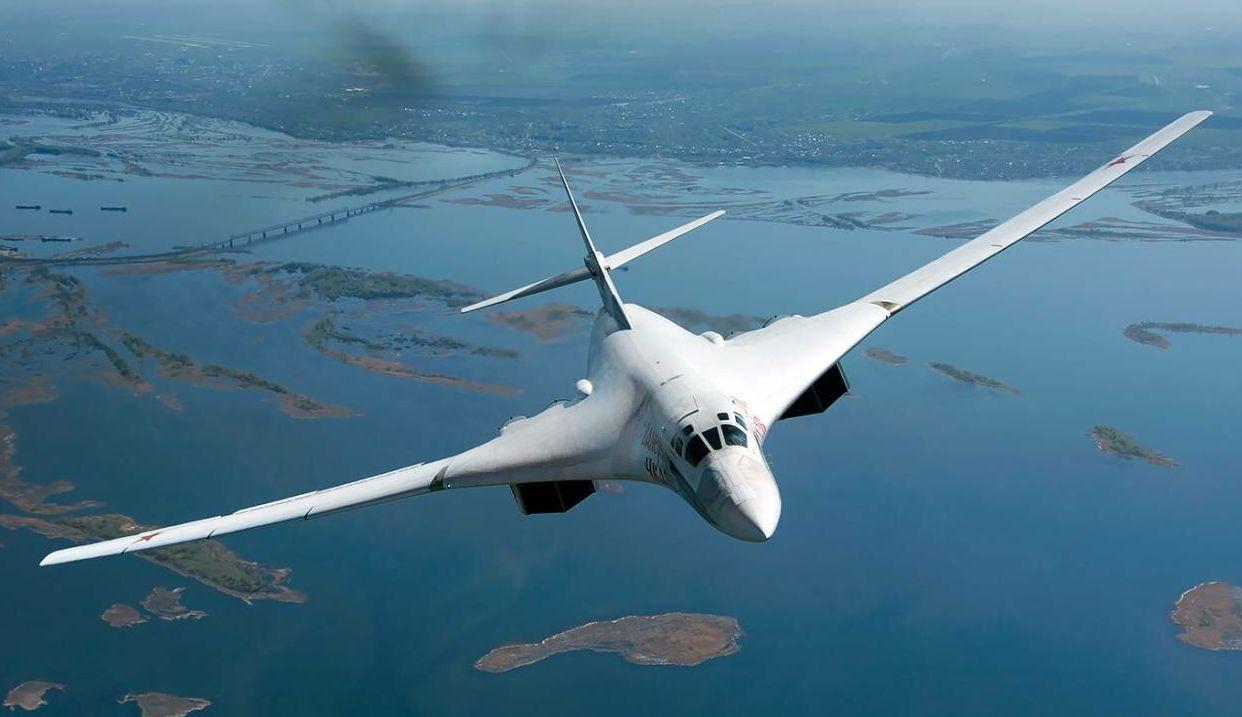 Ту-160 8212 советский сверхзвуковой стратегический бомбардировщик