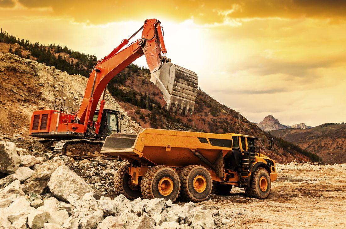 Ситуация в горнодобывающей промышленности
