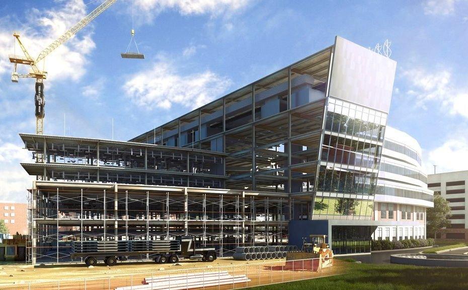 BIM информационное моделирование зданий