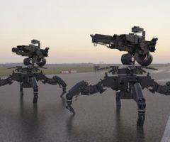 Автономные средства уничтожения