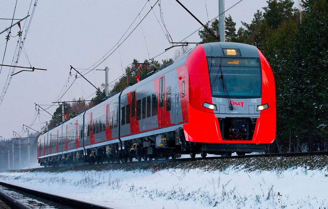 Электропоезд Ласточка история пригородного транспорта