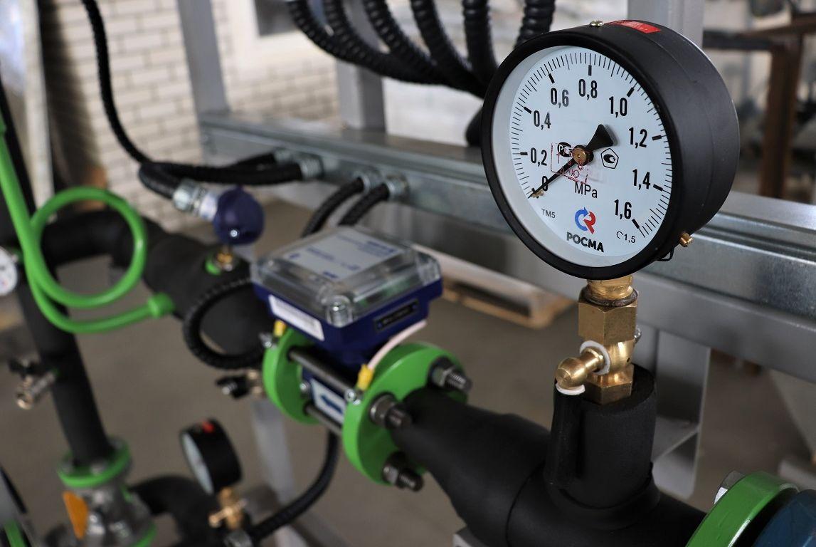 Контрольно-измерительные приборы РОСМА