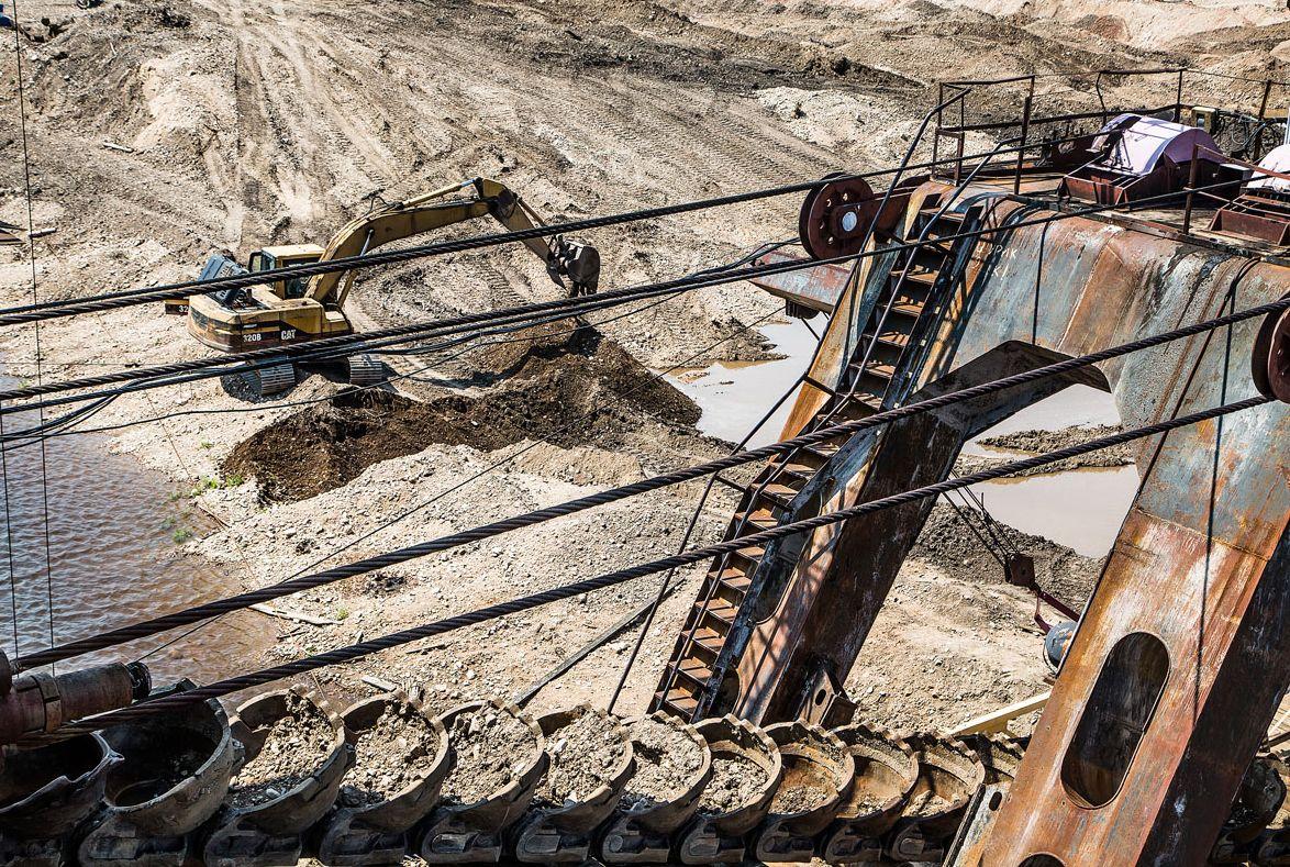 Ксеньевский прииск добыл 1316 кг золота