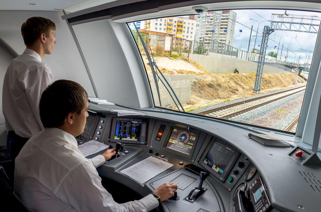 Электронные приборы для подвижного состава