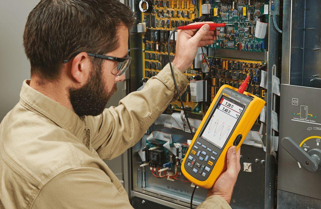 Контрольно-измерительное оборудование Fluke