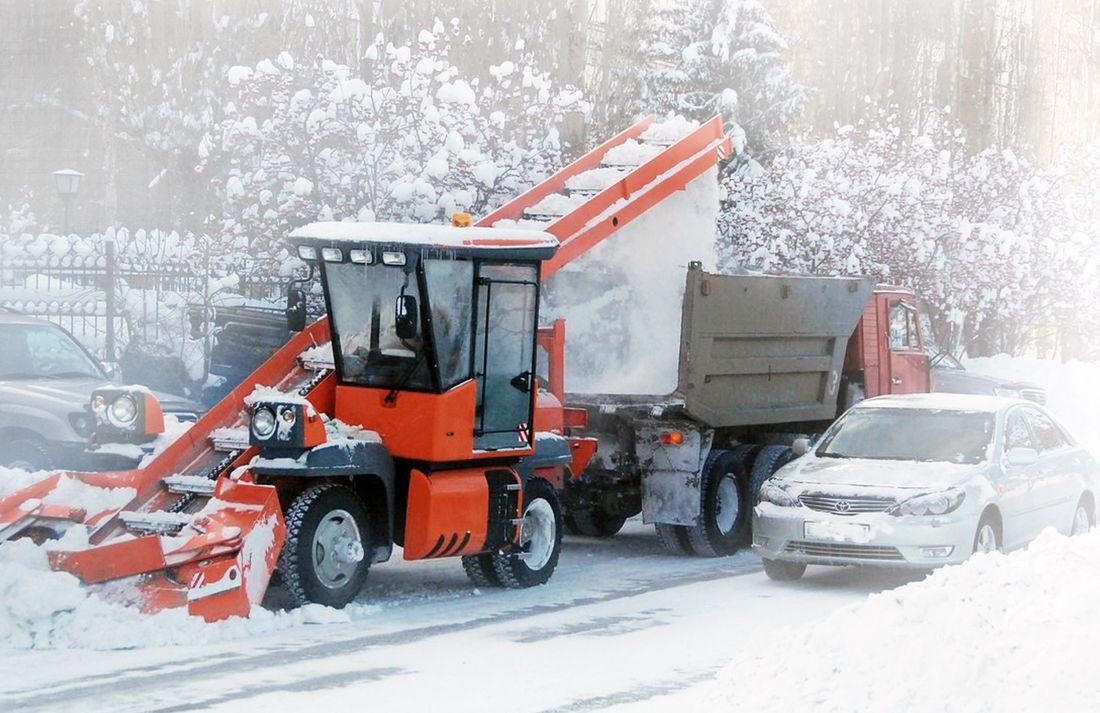 Вывоз снега Почему важно вовремя убирать снег