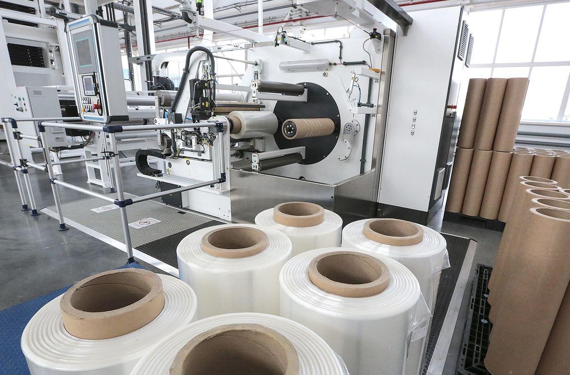 Упаковочные материалы от производителя
