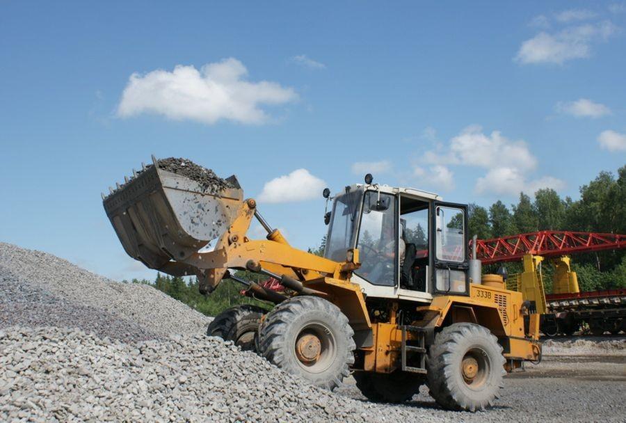Применение щебня и песка в строительстве