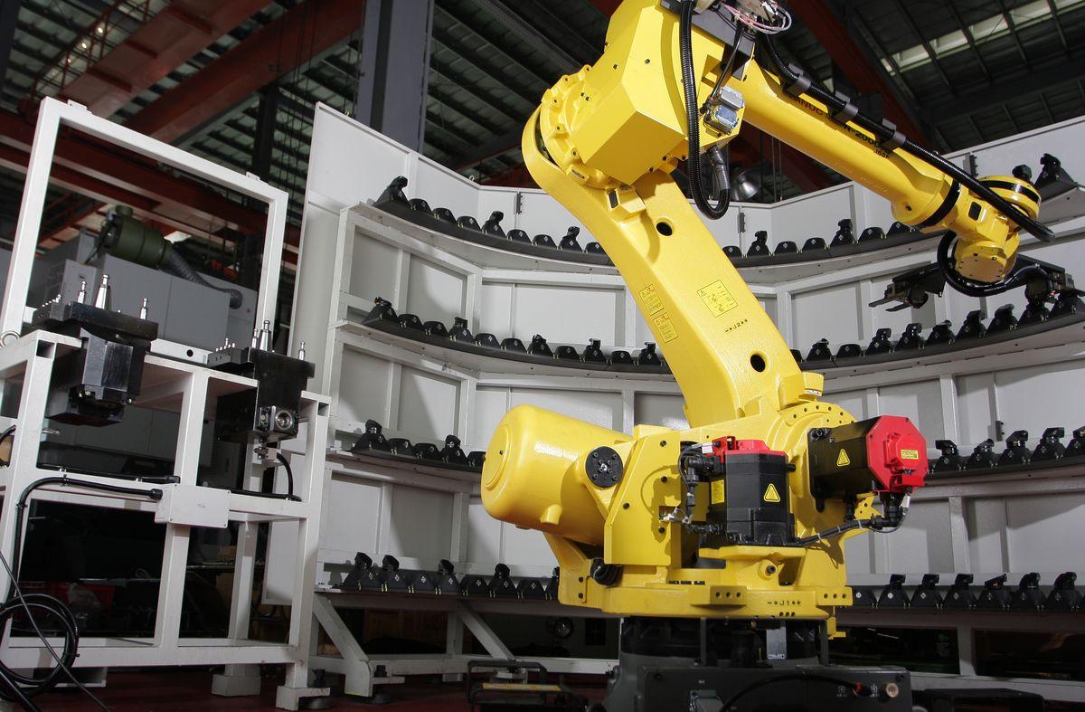 Перспективы промышленной робототехники в России
