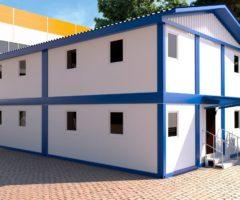 Модульные здания от ООО Статус