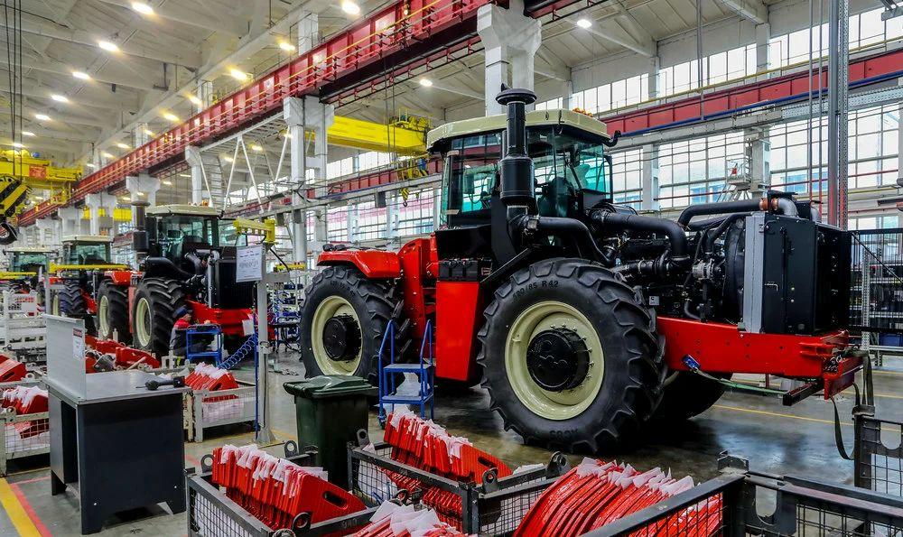 Ростсельмаш и его тракторные амбиции